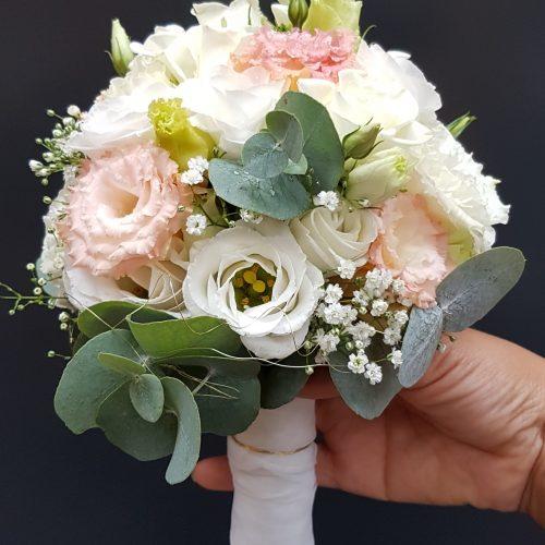 Brautstrauß Pastell