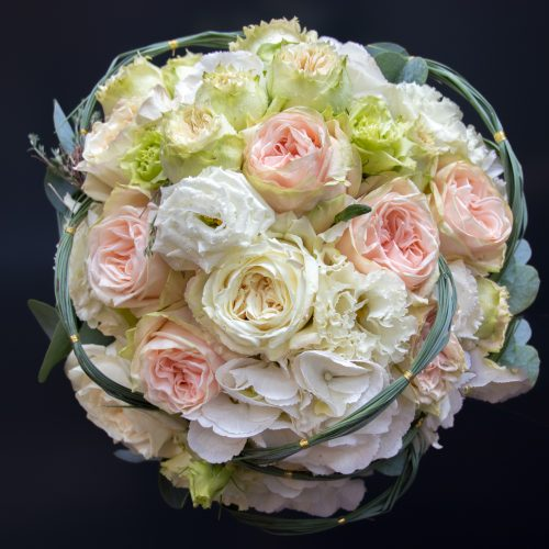 Brautstrauß Pastell Vintage